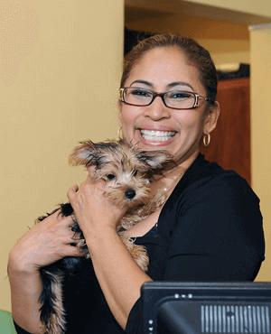 Marianela Ramos, Client Service Representative