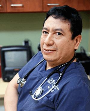 Angel Robles, Veterinary Technician